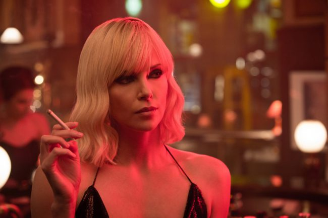 """This fantastic mystery/thriller, starring Charlize Theron as a spy who is the epitome of cool, has a killer soundtrack straight out of the 1980s. If you feel like putting on some leg warmers and dancing, listen to this soundtrack, which features great tunes from David Bowie's """"Cat People"""" to Health's """"Blue Monday."""""""
