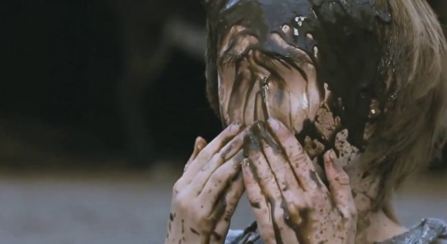 Honestly, you could randomly pick any scene from this movie and chances are it scared you as a child. A majority of the film depicted scenes of children being kidnapped. Even worse, in one particular scene a young girl has her eyes and mouth sealed shut. Then, as she attempts to run away, a mud […]