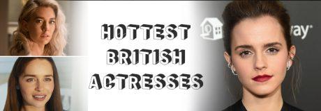 Hottest British Actresses