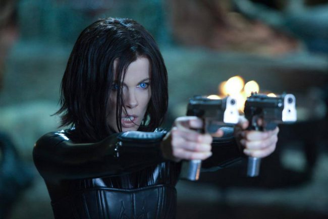 She fought and she fought hard. Proof: The Underworld franchise. There's no denying that Kate Beckinsale is one tough actress to beat.