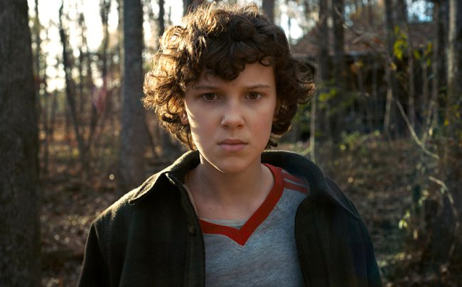 If you have been living under a rock, Millie Bobby Brown plays Eleven in Stranger Things on Netflix. Yes, she is brilliant and fierce and no, we call dibs on being her BFF.