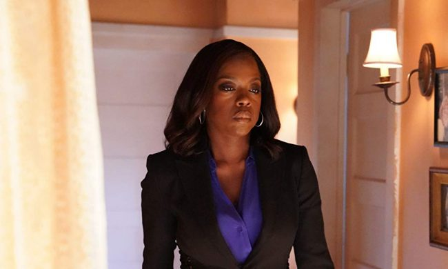 Viola Davis sure shows her tough side in the Shonda Rhimes show How to Get Away with Murder. She won an Emmy for Outstanding Lead Actress in a Drama Series and it was certainly well deserved.