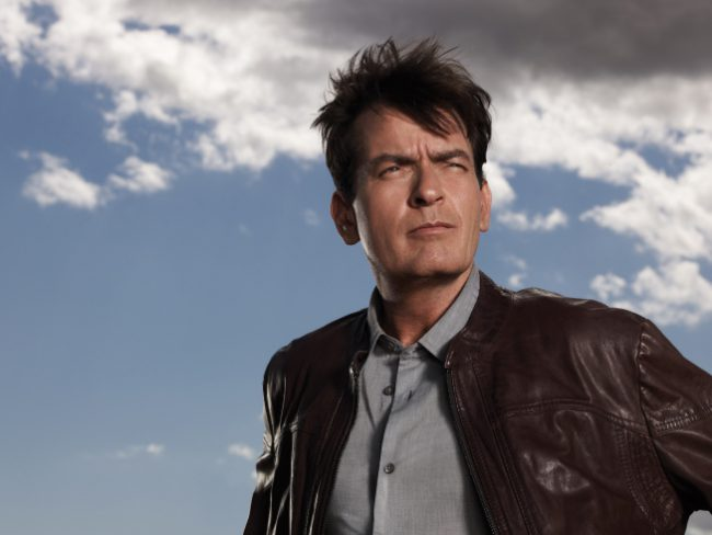 Two and a Half Men star Charlie Sheen attended Santa Monica High School. His failure to graduate was due to missed classes as well as poor grades. Despite not having a high school diploma, his good looks, talent and family connections (his dad is Martin Sheen) helped him become one of TV's  highest paid actors.