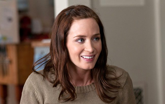 Her scene-stealing performance as the sarcastic Emily Charlton opposite Anne Hathaway and Meryl Streep in The Devil Wears Prada led to nonstop roles for this gorgeous British actress. She's not only beautiful and talented, but hilarious — check out her interviews online with husband John Krasinski for their movie A Quiet Place— they'll have you […]