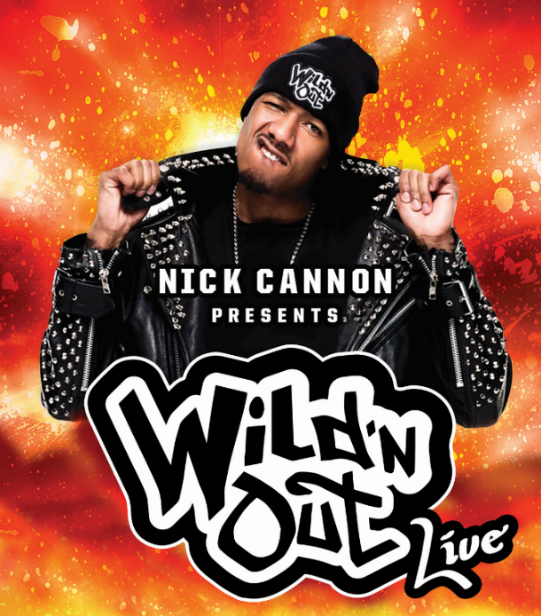 Nick Cannon presents Wild 'N Out Live!