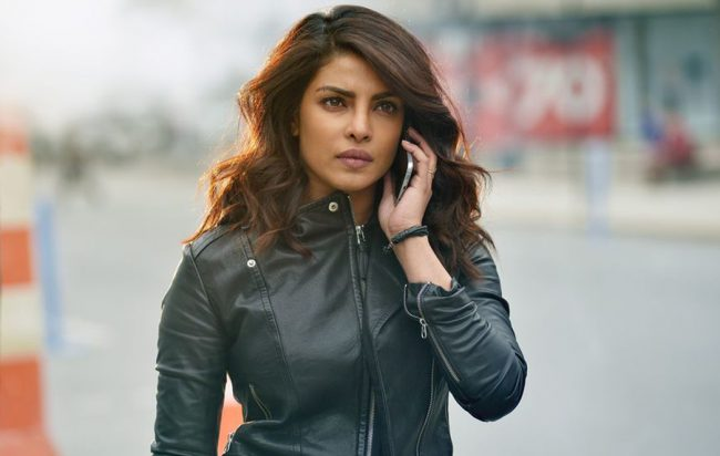 Priyanka Chopra became the first Indian woman to headline an American network series with her FBI agent role in Quantico. She won many awards for her work on the series, including two People's Choice Awards. She then played a badass villain in Baywatch. There's no competing with her. Can we be BFFs with this one?