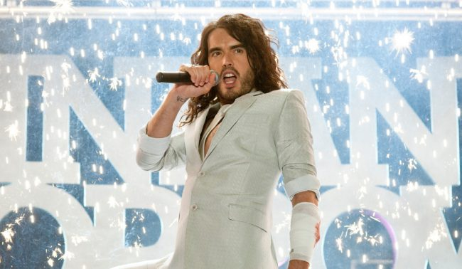 "Russell Brand, who was already a longtime vegetarian, watched the documentary Forks over Knives in 2011. The movie shows how plant-based foods help cleanse your system and protect your body from a variety of diseases. He subsequently tweeted, ""I'm now vegan, goodbye eggs, hello Ellen."" (referring to Ellen DeGeneres)."