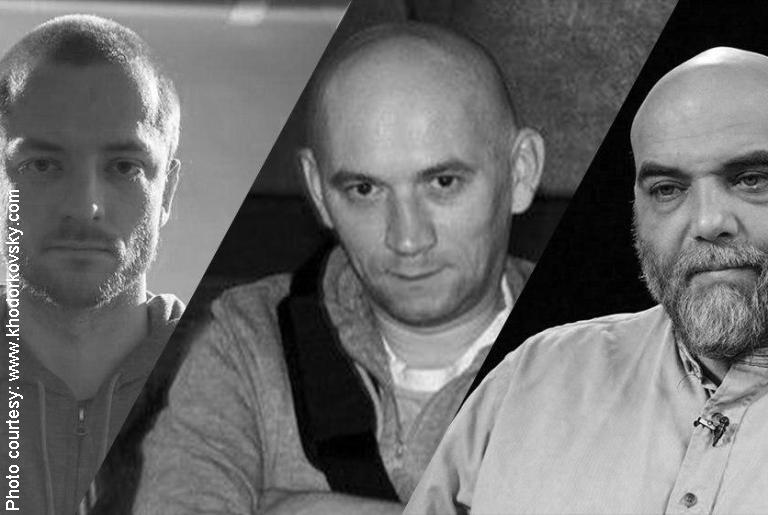 Alexander Rastorguev, Kirill Radchenko and Orhan Dzhemal