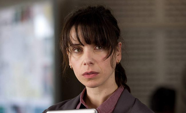 A Golden Globe winner for the British movie Happy-Go-Lucky, Sally Hawkins also has two Oscar nods to her name, for Blue Jasmine and The Shape of Water. Born in London, she also stars in the Paddington movies as Mrs. Brown and has a number of movies in the works.