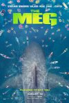 The Meg rises to the top of the weekend box office