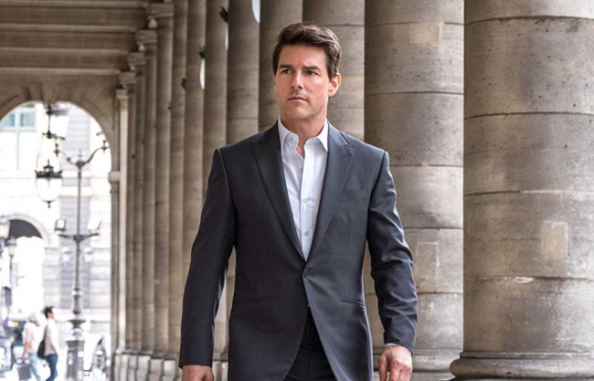 Having attended 15 schools in 14 years, Tom Cruise decided to drop out during his senior year of high school, at about the time he realized he wanted to be an actor. He made his movie debut at age 19. And now you catch him jumping out of planes in the Mission: Impossible franchise.