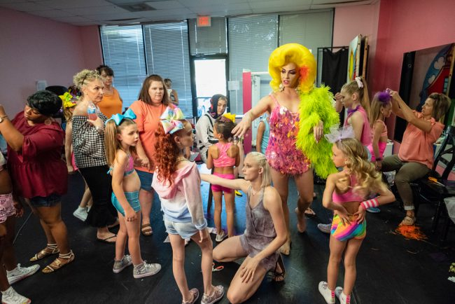 This hilarious and heartfelt docu-series stars Justin Johnson — also known as Drag Superstar Alyssa Edwards — as he juggles his dance life, drag life, family life, and love life. Filmed in Justin's hometown of Mesquite, Texas, Dancing Queen goes behind the makeup and into the drag performer's Beyond Belief Dance Company as he prepares […]
