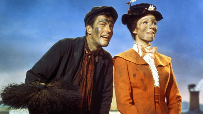 "American actor Dick Van Dyke has dubbed his attempted accent in this film ""the most atrocious cockney accent in the history of cinema."" Yikes… but we won't disagree; it was pretty bad. We also now know for sure that Van Dyke will be making an appearance in the new Mary Poppins film starring Emily Blunt […]"