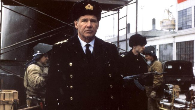 """In this film, Harrison Ford plays a Russian submarine captain with a phony, stereotypical Russian accent that actually makes him sound sleepy and bored. Ford has defended his take on the accent in several interviews and insisted, """"If [the movie] was completely authentic, they would be speaking Russian,"""" but we don't really think this is […]"""