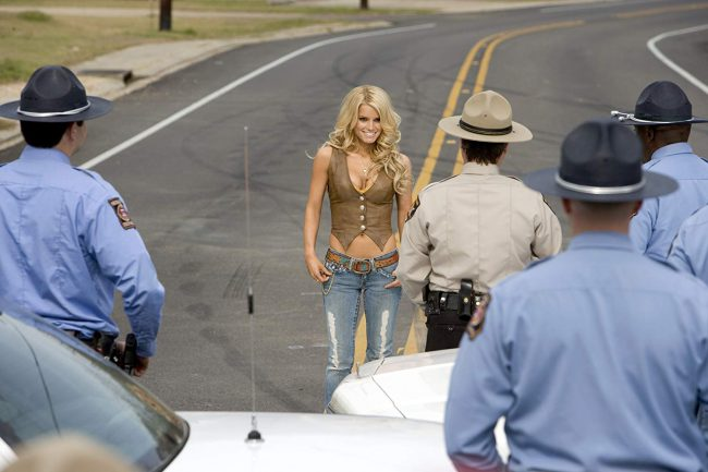 As Daisy Duke, Jessica Simpson adopted a comically bad Southern twang. What's interesting is Simpson is actually from Texas and (theoretically) should have easily been able to pull off this accent. But in the end, she just couldn't seem to channel her roots into her performance.