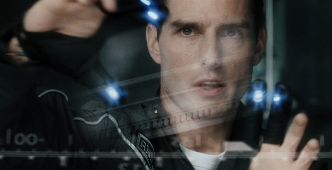 "Not only did this movie predict touch screen technology, but there was a scene in which John (Tom Cruise) is walking through a mall filled with projections that detect his face and target their ads specifically for him: ""John Anderton, you could use a Guinness right now."" Creepy? Definitely. But we actually have targeted ads […]"