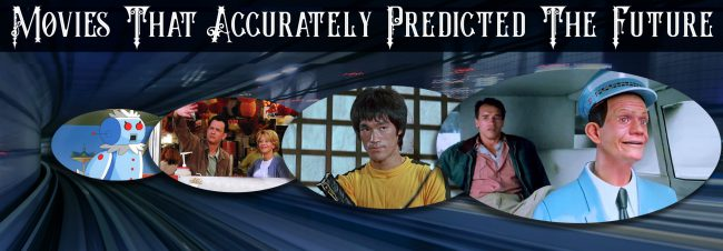 Movies that Accurately Predicted The Future