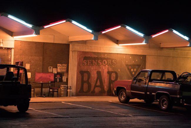 This is the bar that Camille (Amy Adams) often visits when she needs a break from reporting. She also talks to Detective Willis and John Keene at this bar, as she tries to get more information on the case.