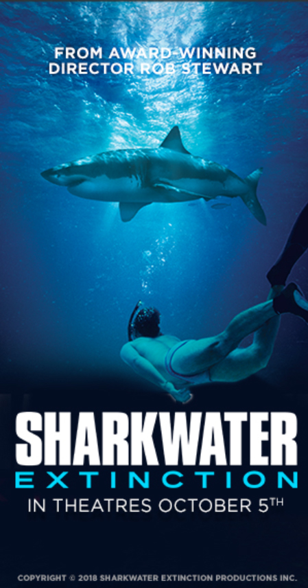 Sharkwater Extinction trailer and poster