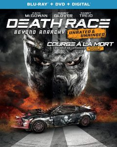 Death Race: Beyond Anarchy on Blu-ray and DVD
