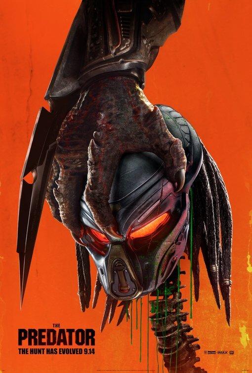 New movies in theaters – The Predator and more - Celebrity Gossip