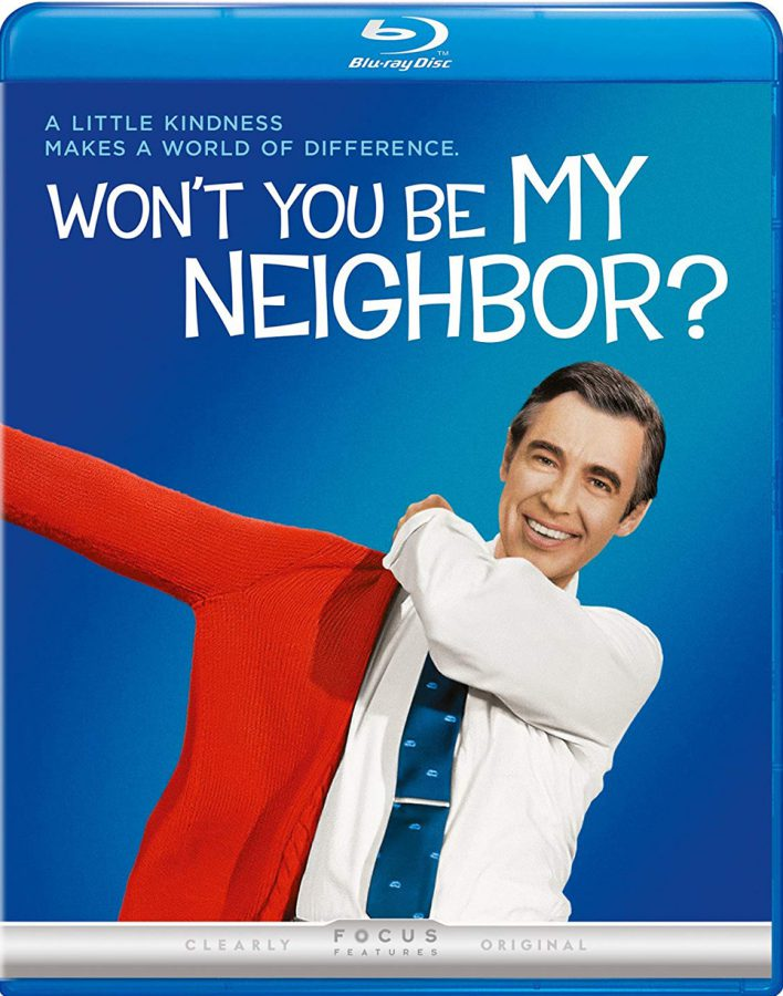 Won't You Be My Neighbor? Blu-ray