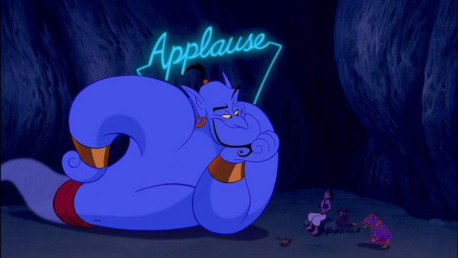 How does Genie know so many references from the 20th century? Well, one theory claims that's because Aladdin actually takes place in a dystopian future. After all, Genie wakes up after a 10,000 year nap and is able to perfectly imitate the likes of Jack Nicholson, reference air travel and feign as a game show […]