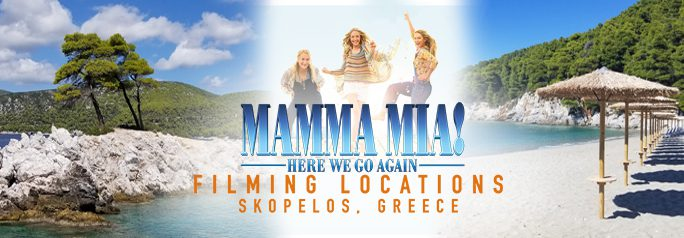 To celebrate Mamma Mia's 10th anniversary and the release of Mamma Mia! Here We Go Again on Blu-ray/DVD, we were invited to Greece to check out some of the stunning filming locations from the original movie. Skopelos Island, the fictional setting of Kalokairi, was the main island used to film the original Mamma Mia! movie. […]