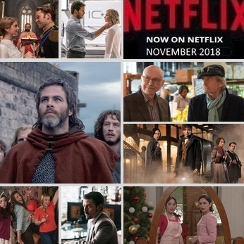 What's new on Netflix in November 2018