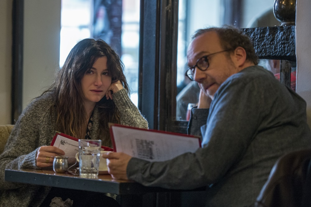 Kathryn Hahn and Paul Giamatti in Private Life