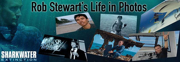 Award-winning filmmaker Rob Stewart lived a life filled with adventure from the time he was a young boy. Find out his journey from a boy who just loved being underwater and the animals he found there, to wildlife photographer and eventually, the director of Sharkwater, Revolution and Sharkwater Extinction. ~Alexandra Heilbron All photos courtesy Rob […]