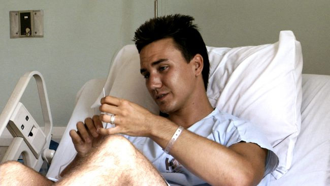Rob even ended up in the hospital during the filming of Sharkwater, with flesh-eating disease, but in the end, thankfully he survived unscathed.