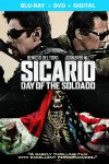 New on DVD - Sicario: Day of the Soldado and more