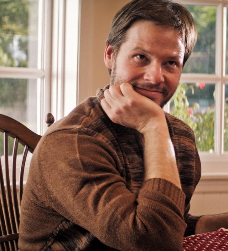 Ike Barinholtz in The Oath