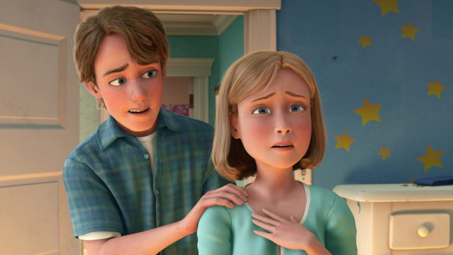 This theory suggests Andy's parents are going through a particularly messy divorce during Toy Story. There are no pictures on the walls of a father, his mother never wears a wedding ring, and they move to a noticeably smaller house, which could signal his mom is experiencing financial struggles as a newly single parent. Some […]