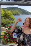 Mamma Mia! Filming Locations Tour in Greece - plus giveaway!