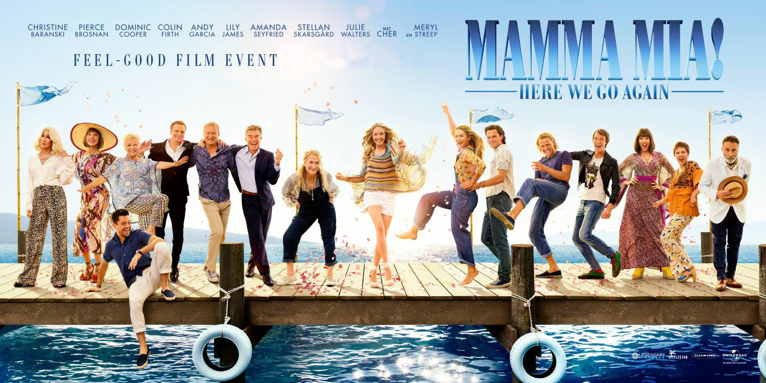 Mamma Mia! Filming Locations in Greece