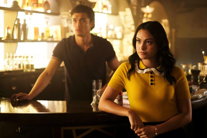 Camila Mendes in Riverdale