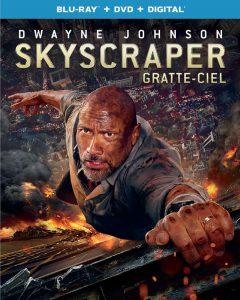 Skyscraper on Blu-ray