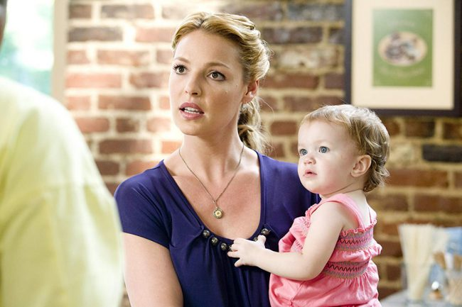 """For a long time, you couldn't watch a rom-com without seeing Katherine Heigl. She appeared in flicks such as 27 Dresses, The Ugly Truth and Life as We Know It as the leading lady who was either romantically pursuing someone or being pursued herself. In an interview with Marie Claire, Heigl admitted: """"I love romantic […]"""