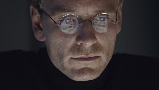 In the critically acclaimed biopic Steve Jobs, Michael Fassbender played the titular Apple co-founder. During one press conference, he jokingly quipped that he prepared for the role by studying Ashton Kutcher's widely panned performance in the 2013 film Jobs. We're guessing this was in an effort to learn what not to do as Steve Jobs […]