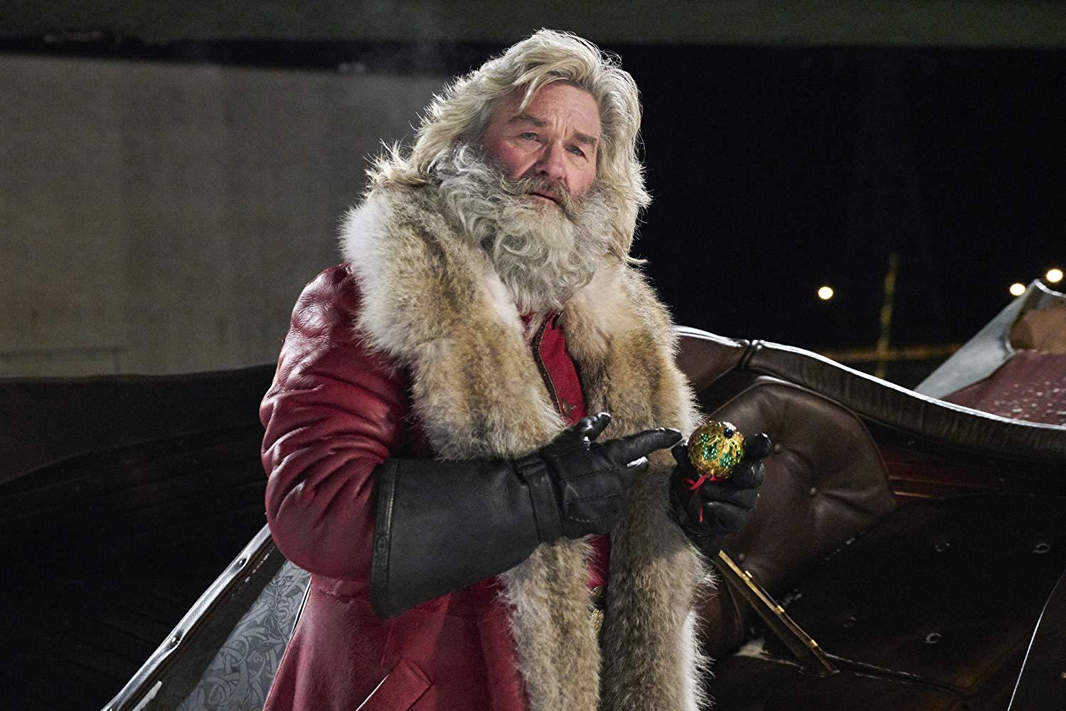 Kurt Russell as Santa Claus
