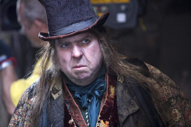 Can you name a Timothy Spall movie in which he doesn't play some sort of evil henchman? You can't, can you? This British actor has consistently played the dastardly, eternally loyal sidekick in his films, including Enchanted, Sweeney Todd: The Demon Barber of Fleet Street, The Princess and the Frog and, most famously, in the […]