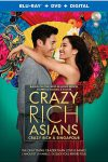 New on DVD - Crazy Rich Asians and more