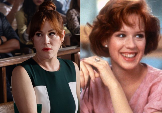 At the height of her fame in the 1980s, Molly Ringwald just couldn't escape the role as the angsty, sharp-tongued teenage girl whom she first epitomized in the coming-of-age film Sixteen Candles. Following her breakout role as Samantha Baker, Ringwald found herself cast in even more films by director John Hughes, including The Breakfast Club […]