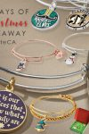 12 Days of Christmas giveaway: Day 4 - ALEX AND ANI