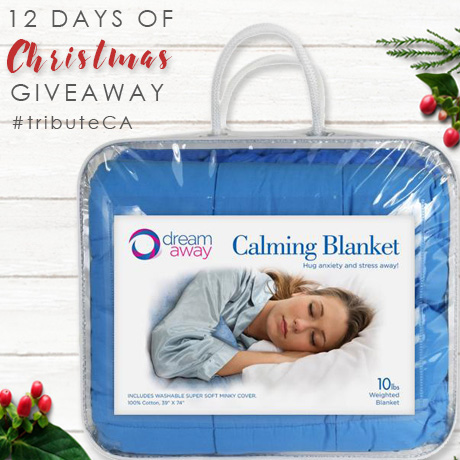Dream Away Calming Weighted Blanket