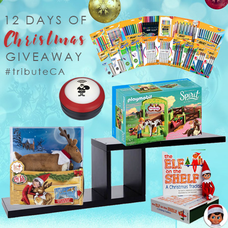 Day 3 - 12 Days of Christmas Giveaway
