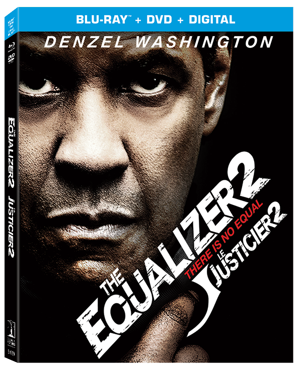 New on DVD — The Equalizer 2, Peppermint and more