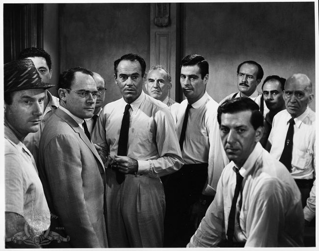 This 1957 classic finds 12 male jurors in a New York courthouse, secluded in a room. The men must decide the conviction or acquittal of an 18-year-old man accused of killing his father, and one by one, Juror 8 (Henry Ford) argues that the murder isn't quite as clear-cut as they originally thought. All but […]